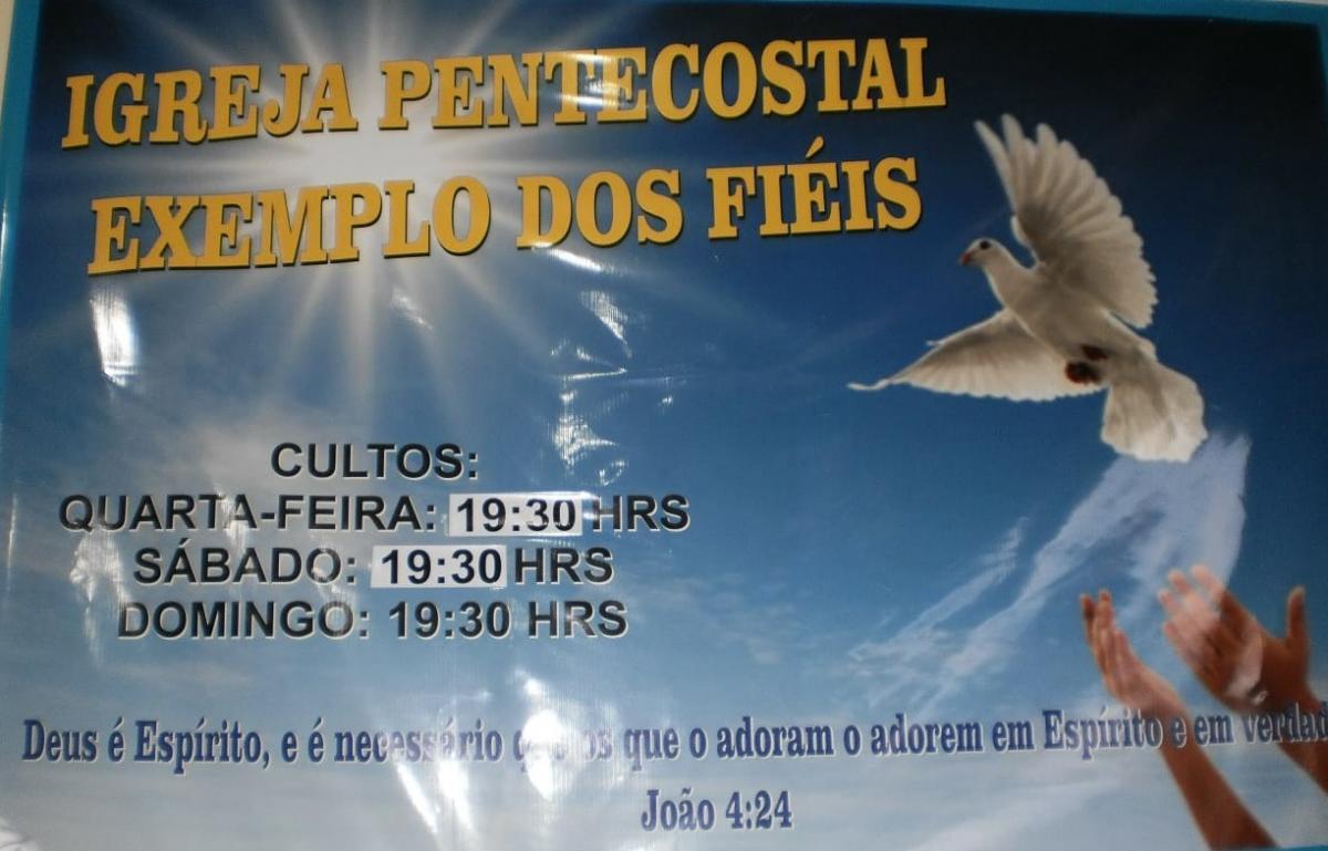 Radio Igreja Pentecostal Exemplo dos fieis